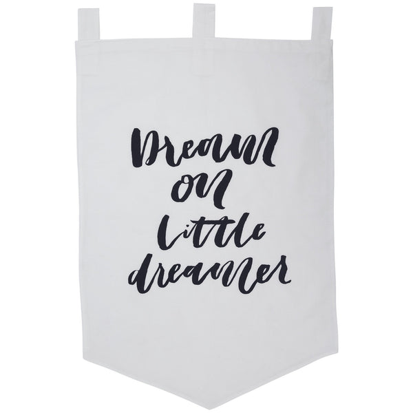 Dream On Little Dreamer Banner