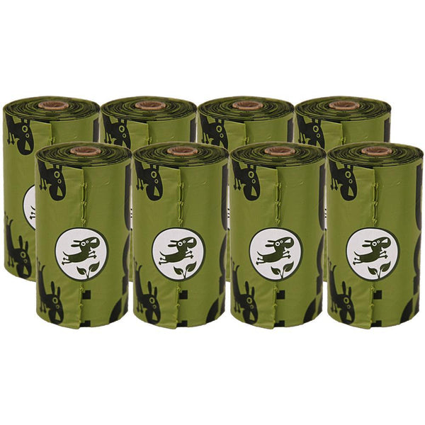 Earth Rated™ Dog Waste Bags - 8 Rolls