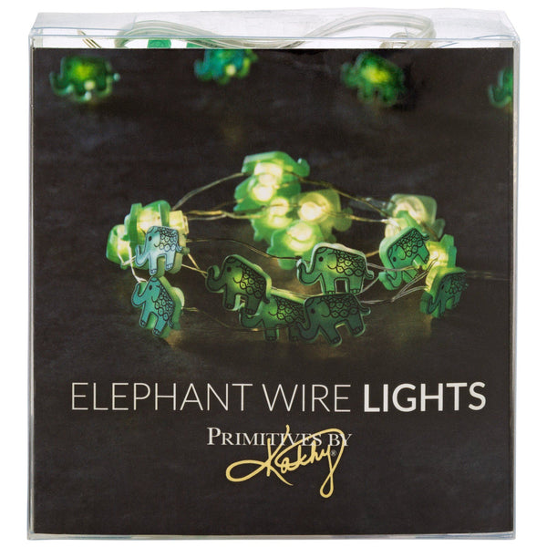 Elephant LED Light String