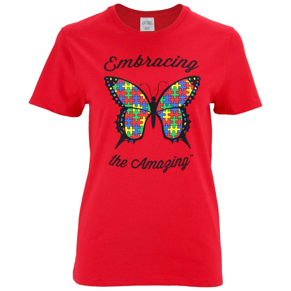 Embracing The Amazing™ Autism T-Shirt