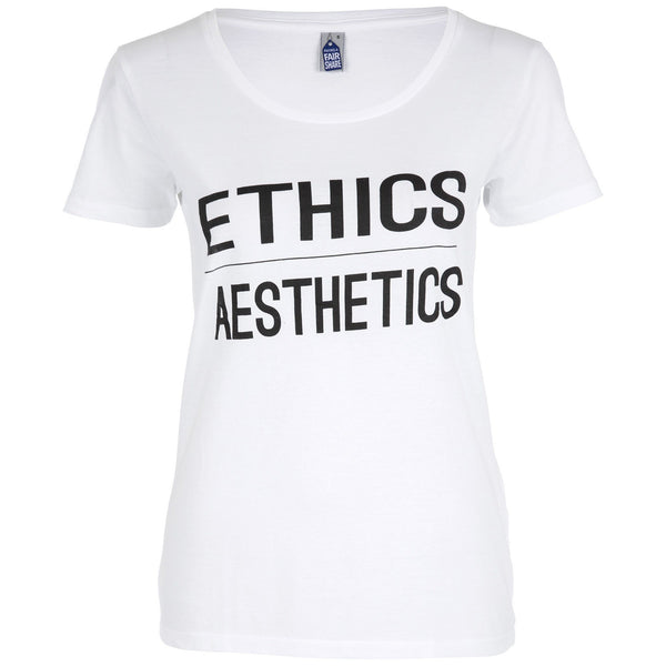 Ethics Over Aesthetics Tee