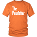 T-shirt - The Pawfather T-Shirt