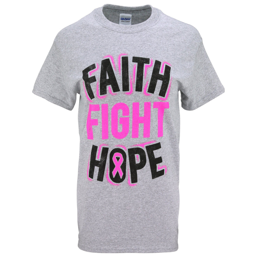 Faith Fight Hope T-Shirt
