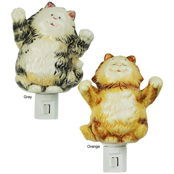 Fat Cat Night Light