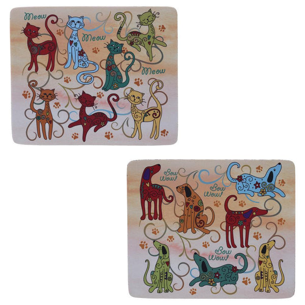 Festival Pets Mousepad Collection