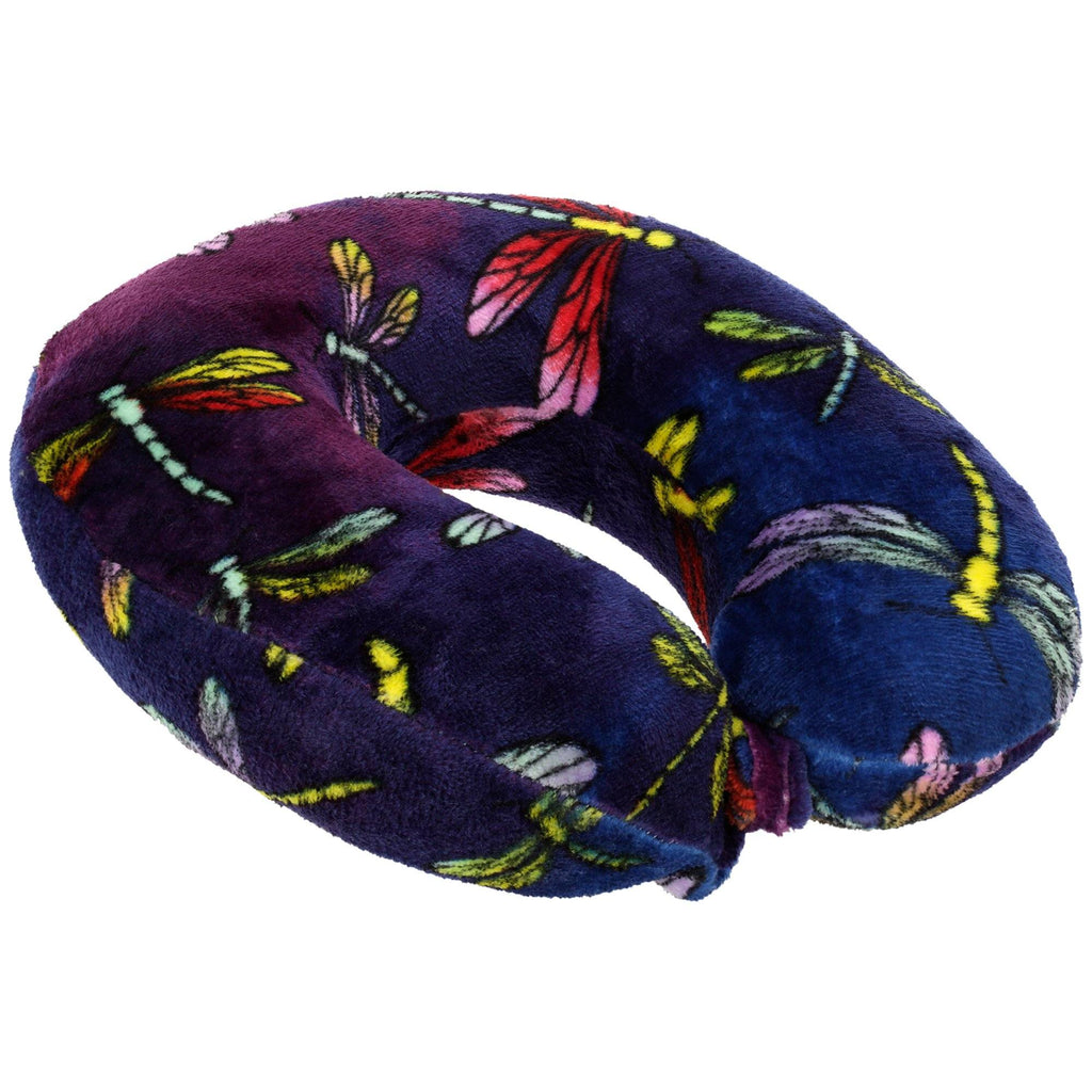 Flight Of The Dragonfly Super Cozy™ Travel Pillow
