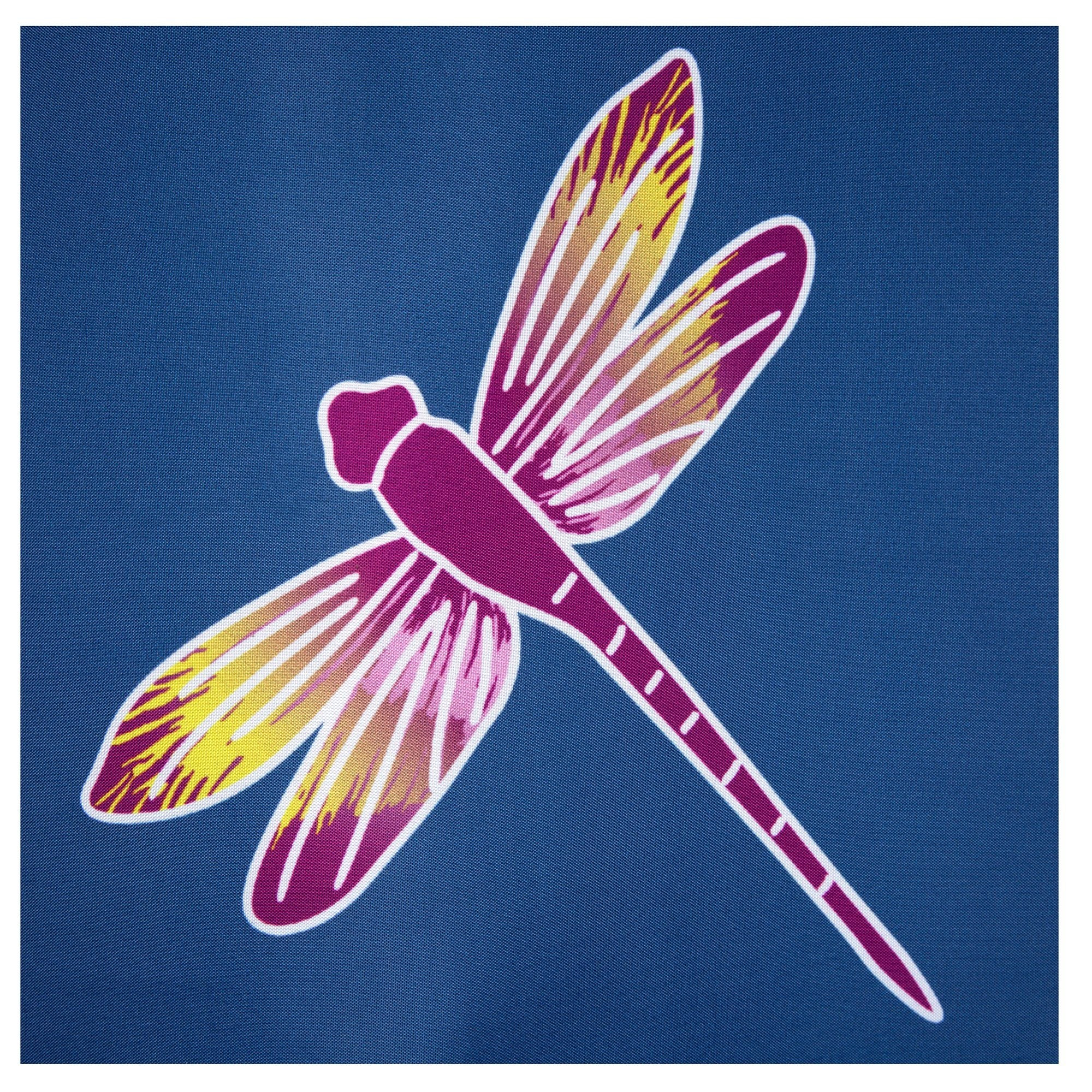 Fluttering Beauty Dragonfly Shower Curtain Greatergood