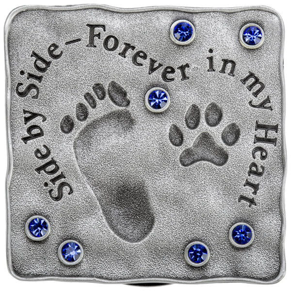 Forever In My Heart Paw Visor Clip