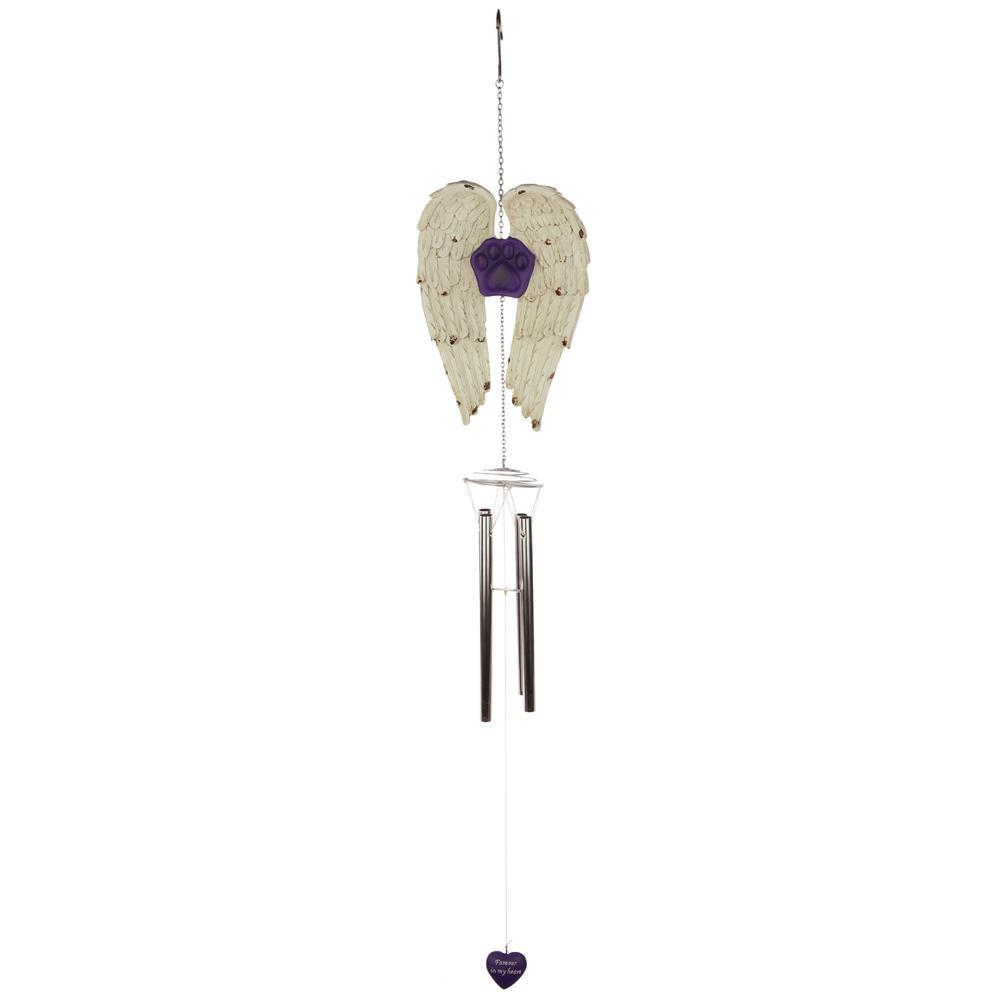 Forever In My Heart Wind Chime