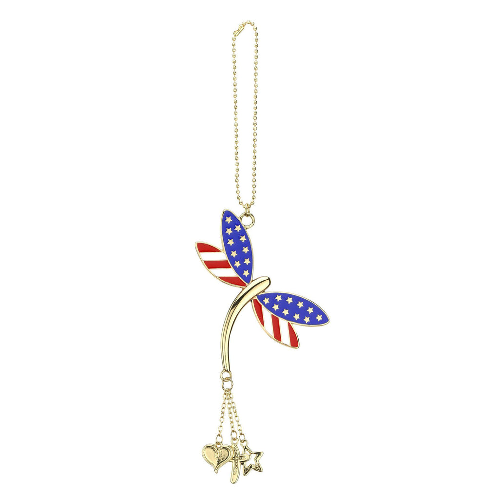 Freedom To Fly Dragonfly Ornament