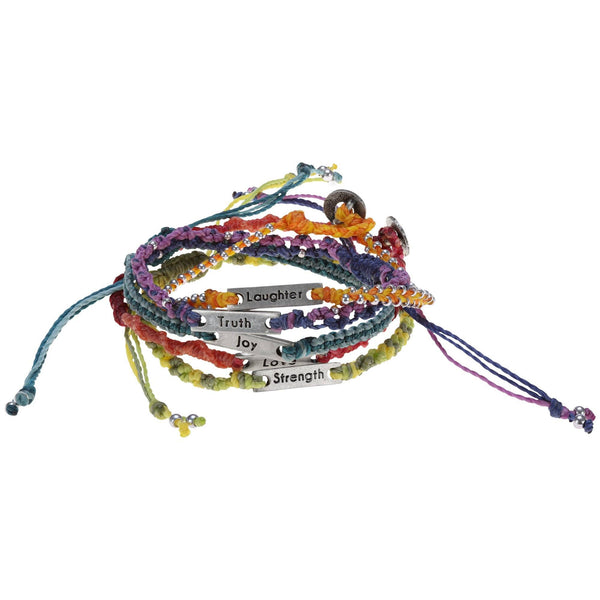 Friendship Wakami Bracelets - Set Of 5