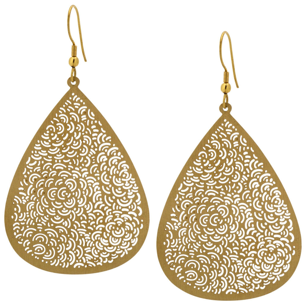 Fun Filigree Earrings