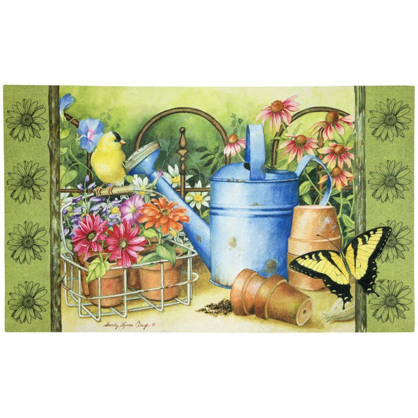 Gardening Day Indoor/Outdoor Mat