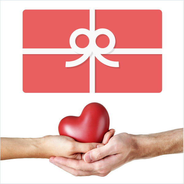 Gift Card - Valentine's Love Gift Card To All GreaterGood™ Stores