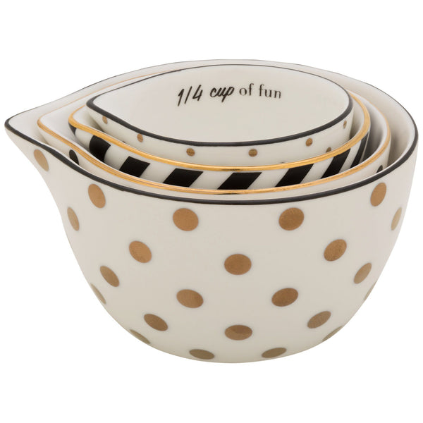 Gifts Of Gold Measuring Cup Set
