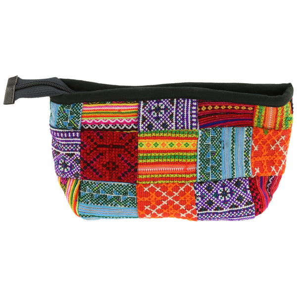 H'Mong Patchwork Pouch