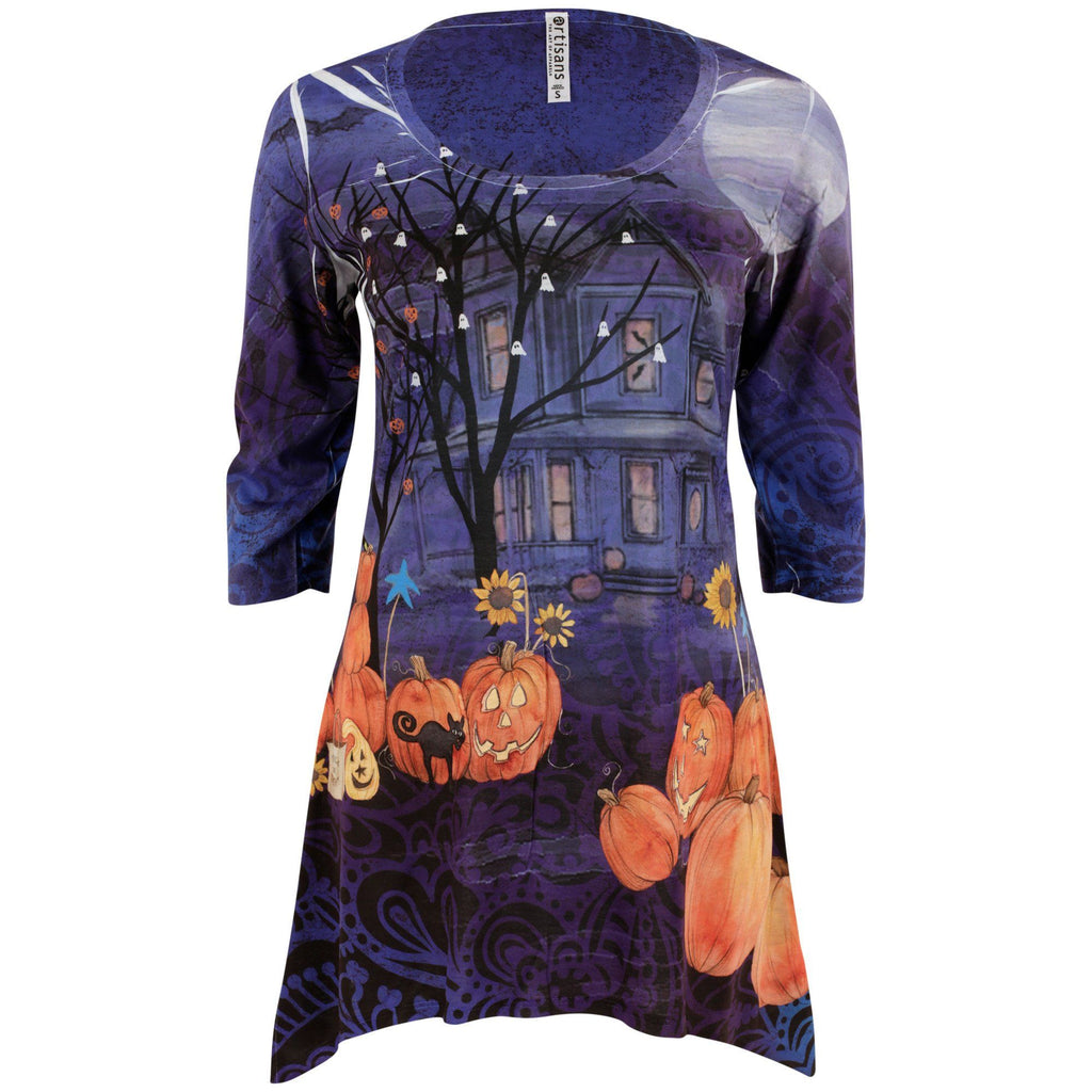 Halloween Night Tunic