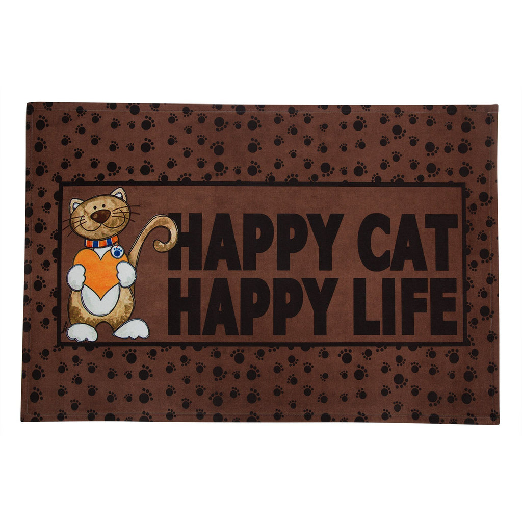 Happy Pet Indoor/Outdoor Mat