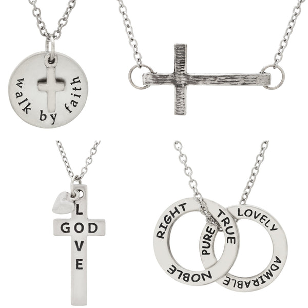 Have A Little Faith Necklace