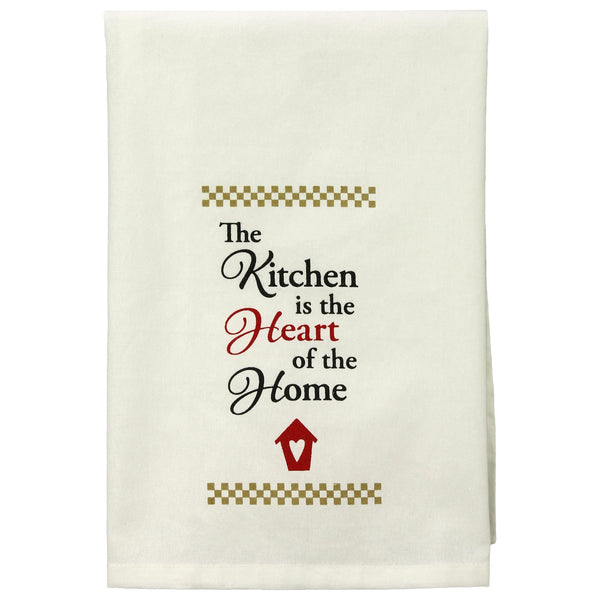 Heart Of The Home Dish Towel