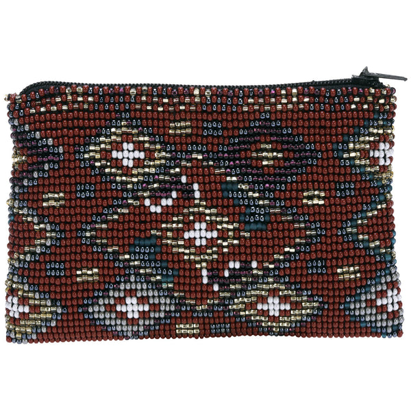 Highlands Beaded Coin Purse