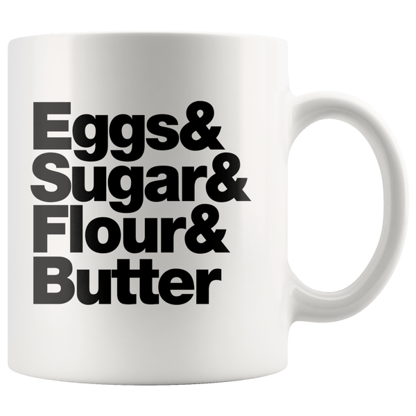 Drinkware - Baking Essentials Mug