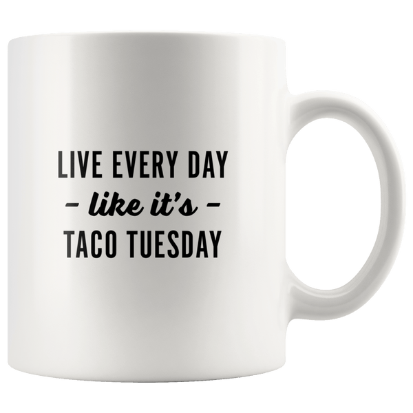Drinkware - Taco Tuesday Mug