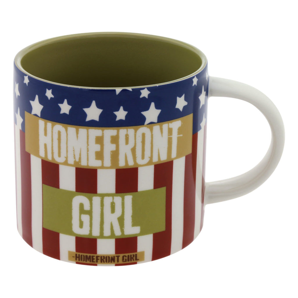 Holding Down The Homefront Mug