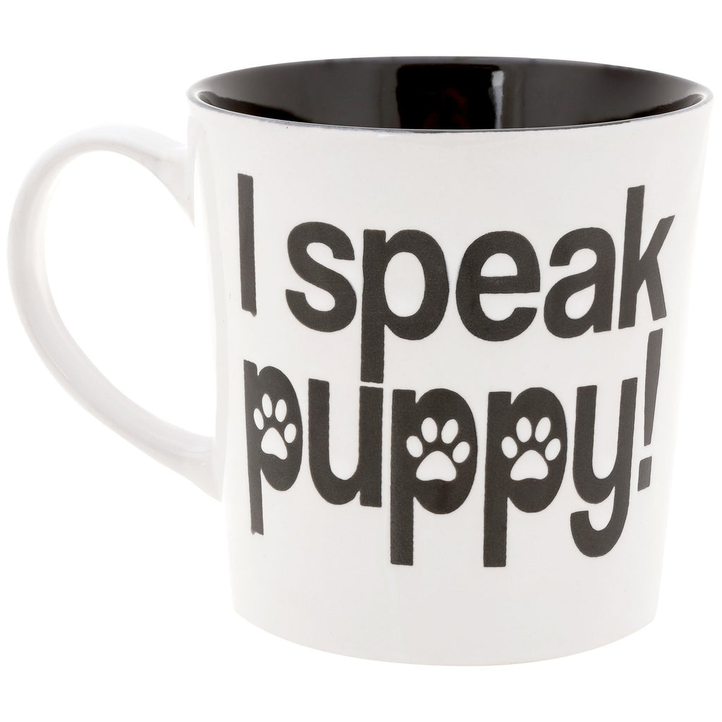 I Speak Puppy Mug
