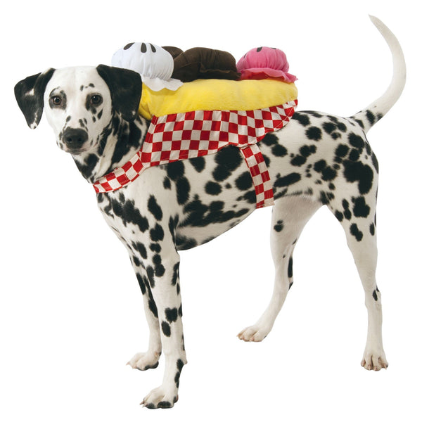 Ice Cream Sundae Pet Costume