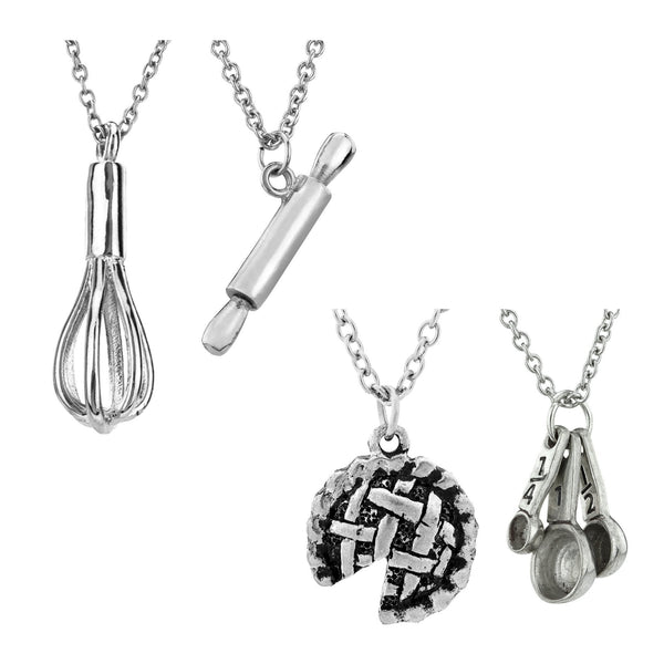 In The Kitchen Necklace Collection