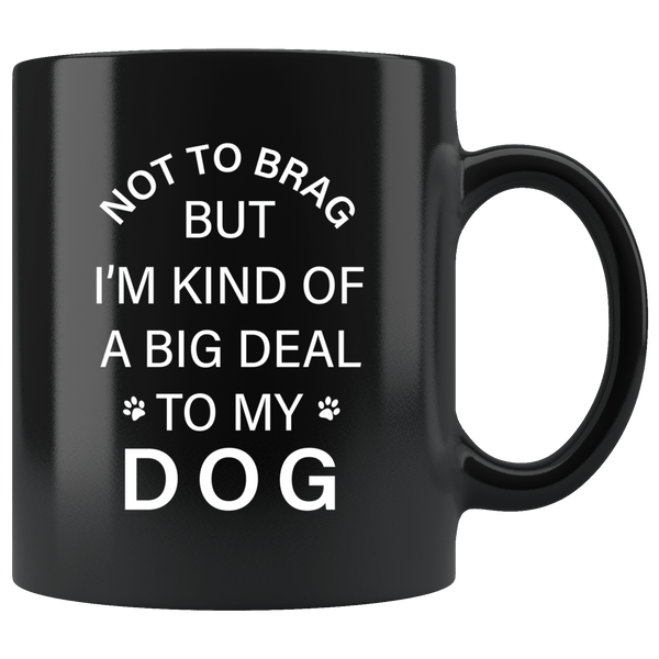 Drinkware - Not To Brag Mug