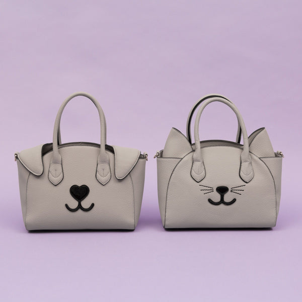 Kitty & Puppy Companion Handbags