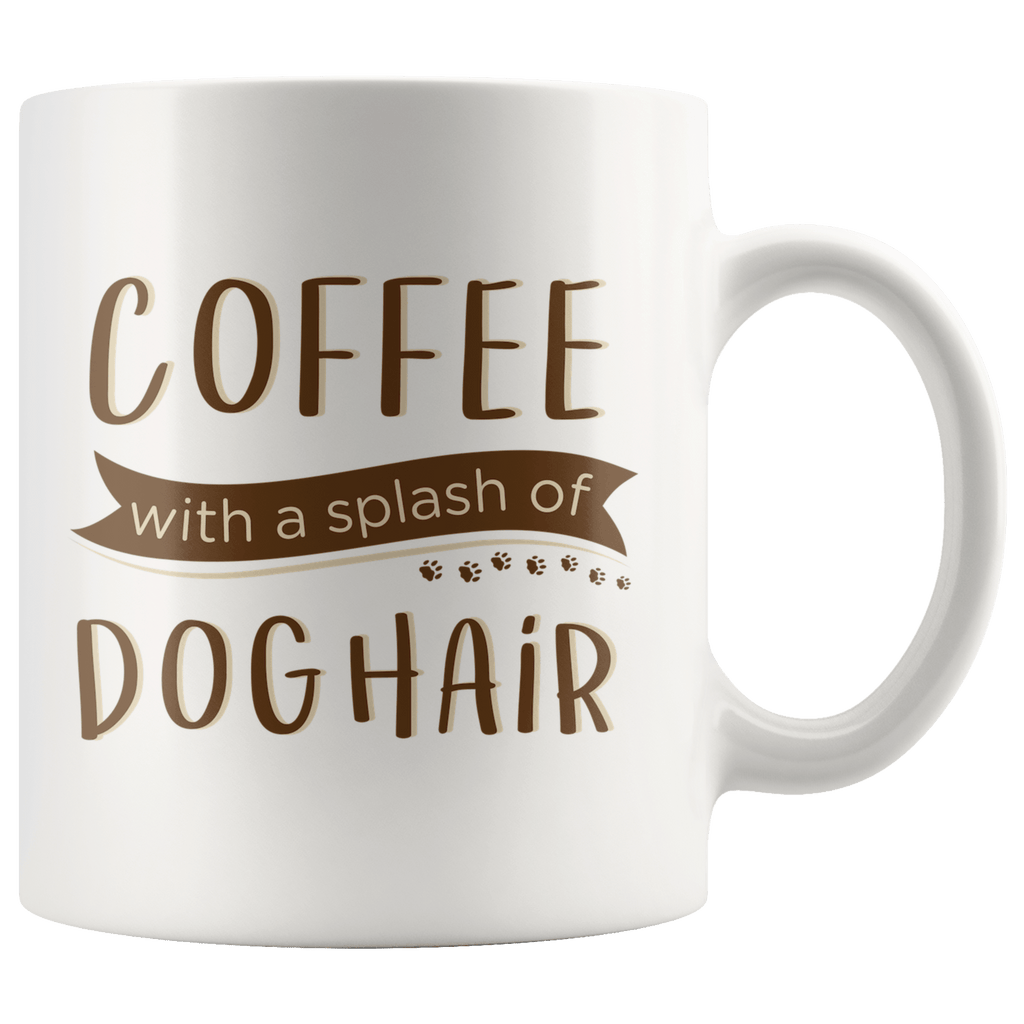 Drinkware - Coffee With A Splash Mug