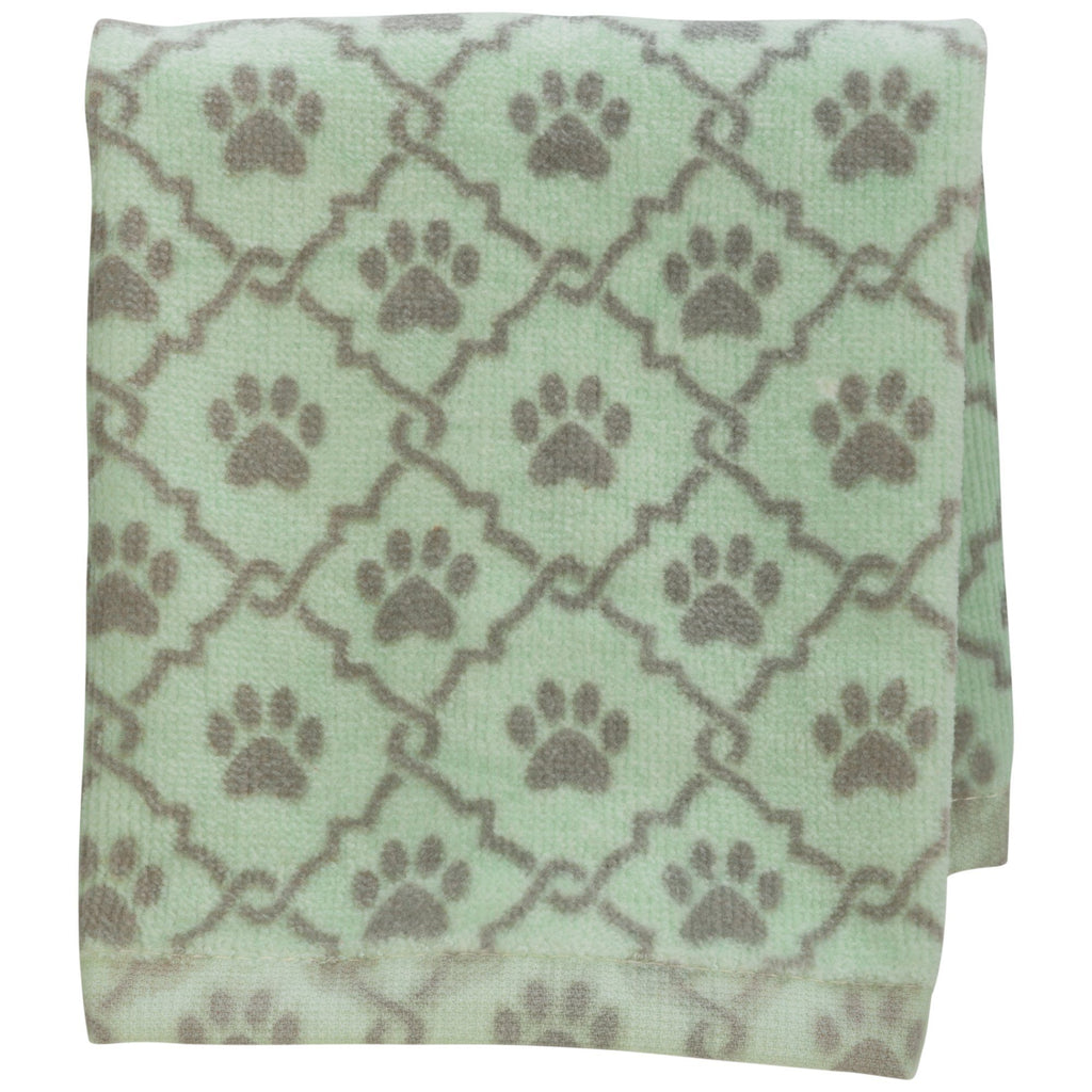 Lattice Paws Bath Collection