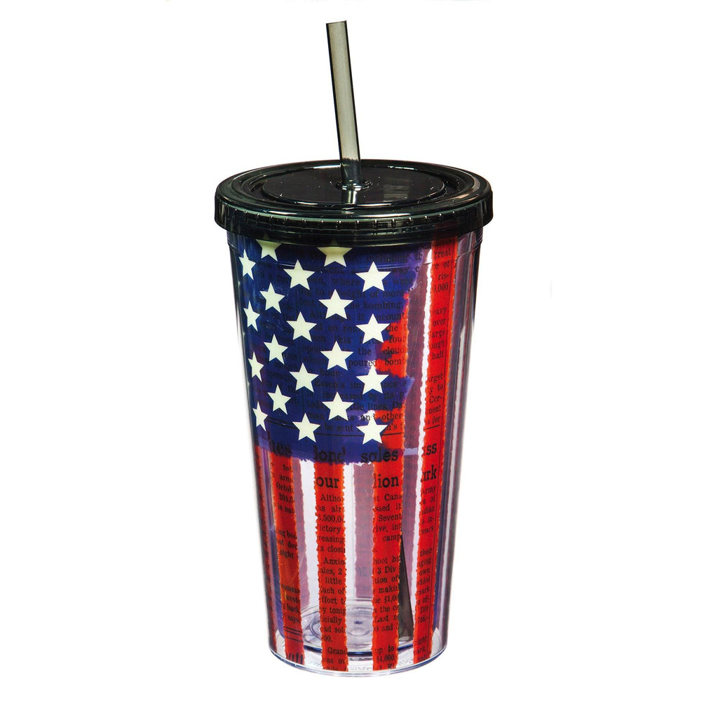 Liberty Flag Travel Cup
