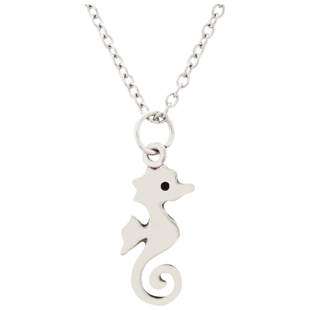 Life At Sea Sterling Necklace