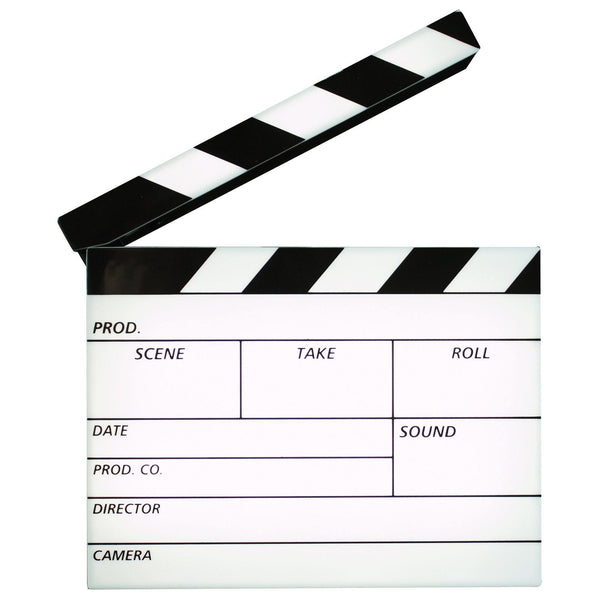 Light Up Mini Clapperboard