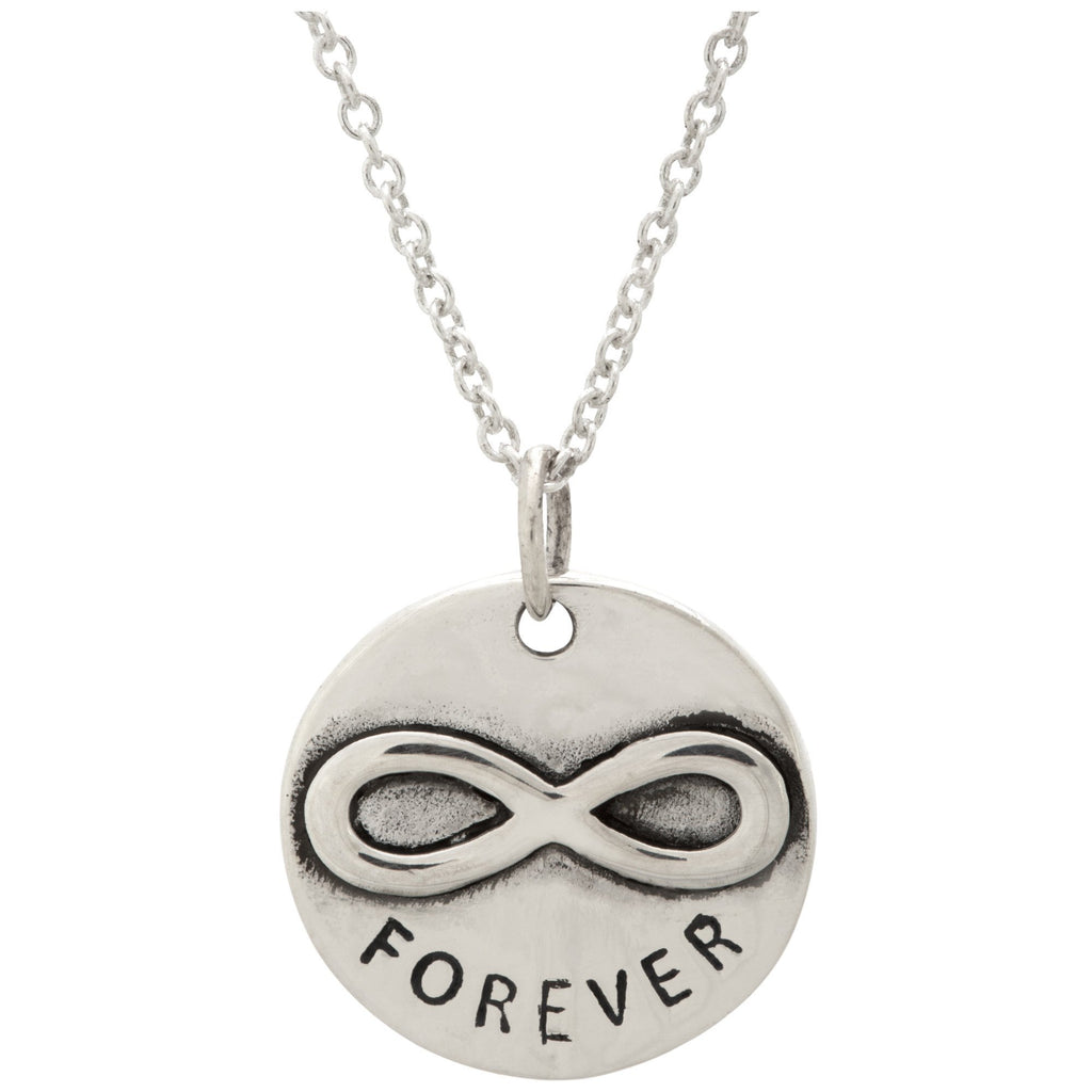Linked Forever Sterling Necklace