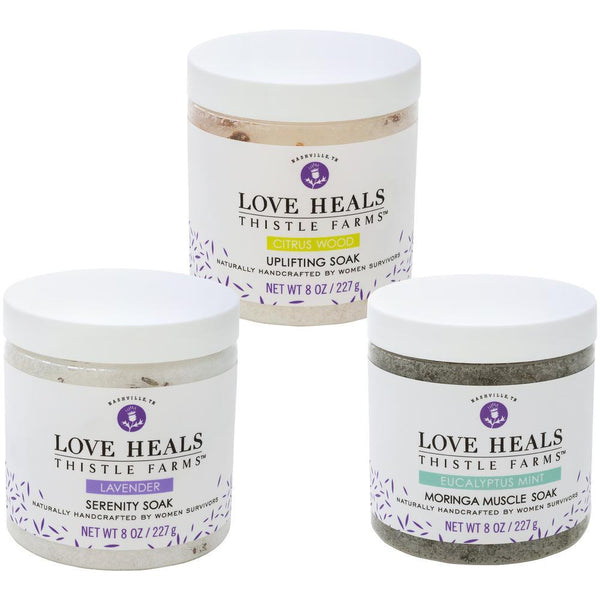Love Heals Bath Soak