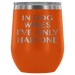 Wine Tumbler - Dog Wines Wine Tumbler
