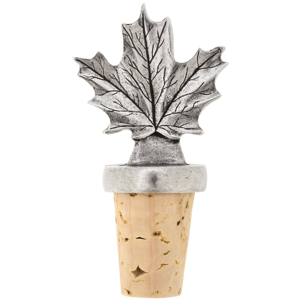 Maple Leaf Bottle Stopper