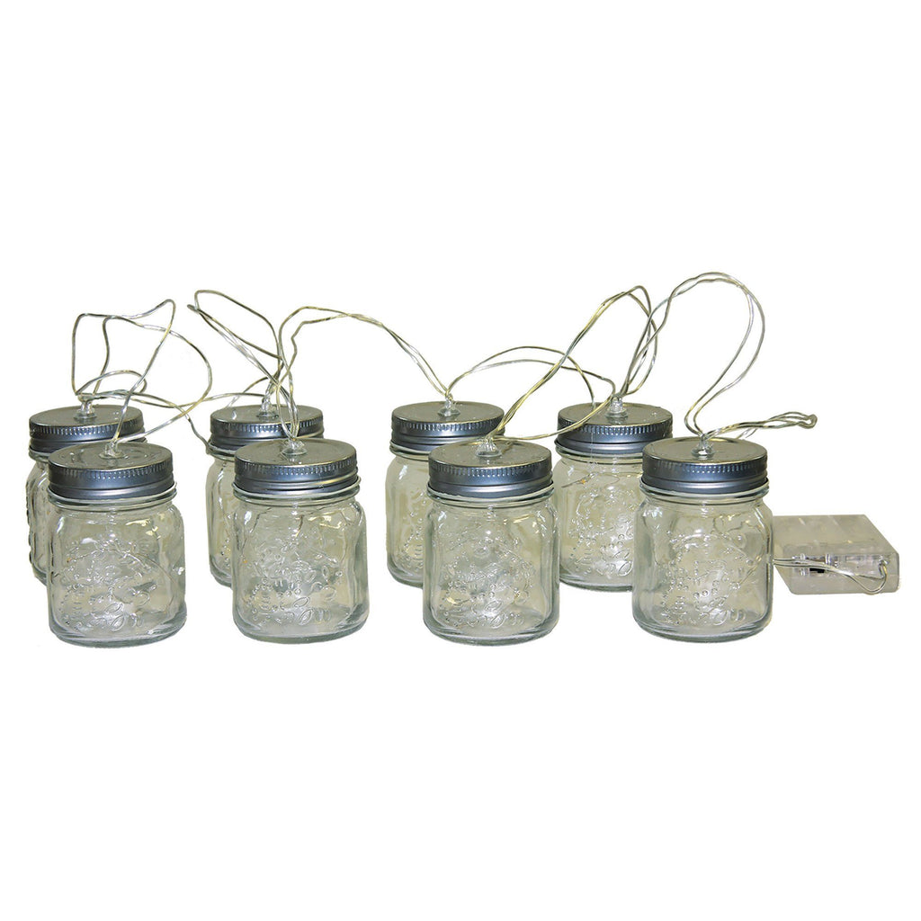Mason Jar String Lights Collection