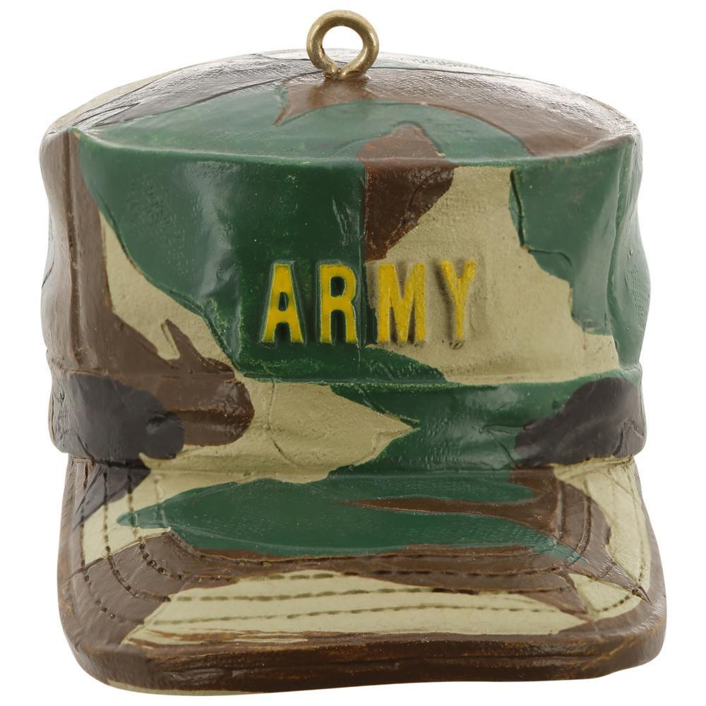 Military Hat Ornament