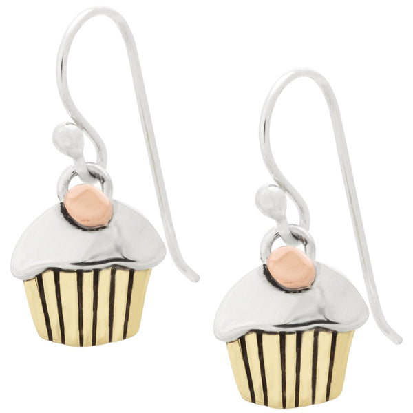 Mini Cupcake Earrings