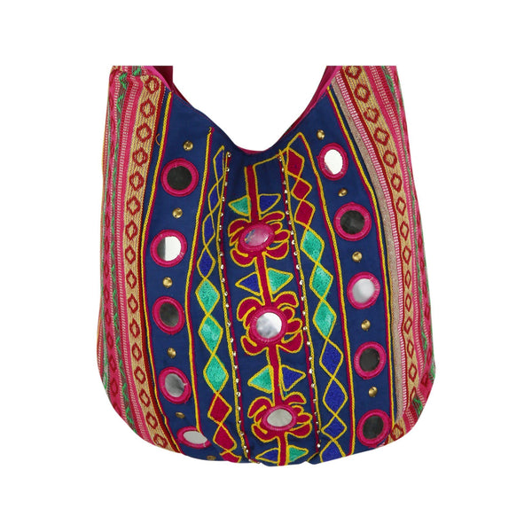 Mirror Mirror Hobo Bag
