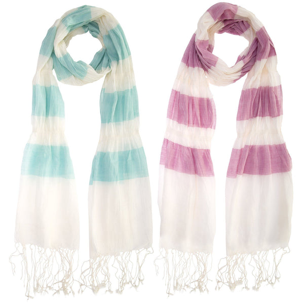 Molly Cotton Scarf