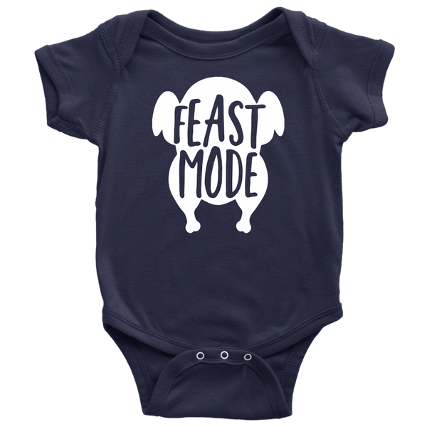 T-shirt - Feast Mode Infant Onesie
