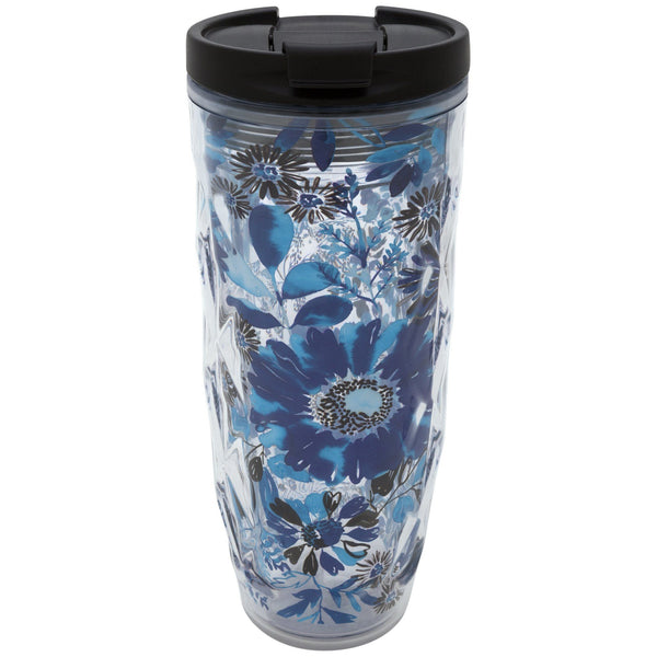 Nature Trail Textured Travel Tumbler