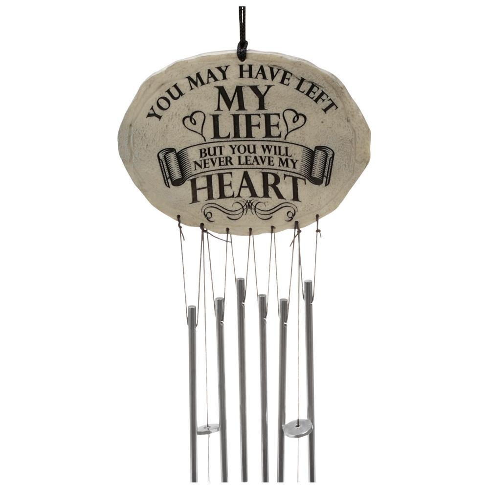Never Leave My Heart Wind Chime